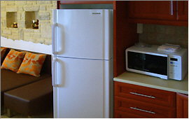 Kühl- - Gefrier-Kombination