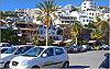 Agia Galini: Hafenfront