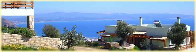 Blick auf die Messara-Bucht